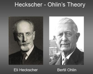 Heckscher-Ohlin-HO-Modern-Theory-of-International-Trade