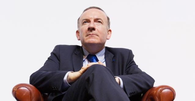 Pierre Gattaz Président du MEDEF
